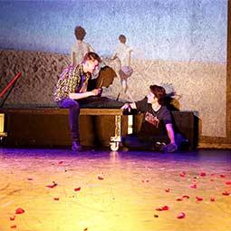 Stage court (20h) de théâtre et cinéma du Cours Florent