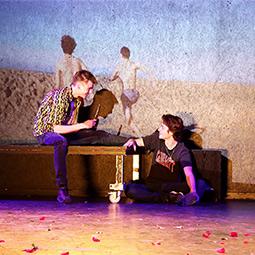 Stage de théâtre et cinéma pour adolescents du Cours Florent