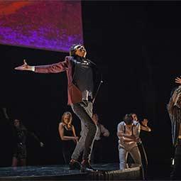 Stage d'accès à distance du Cours Florent Comédie Musicale