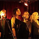 Stage de Création Musicale de l'école de musique et de chant du Cours Florent
