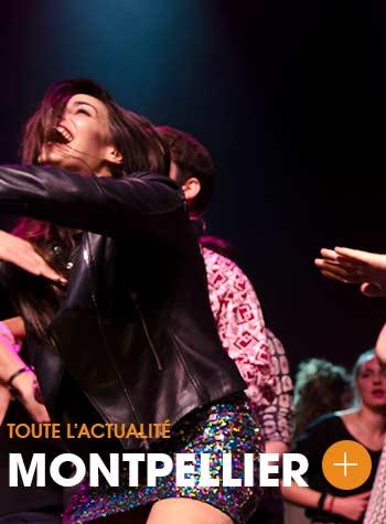 Retrouvez toutes les actualités du Cours Florent Montpellier