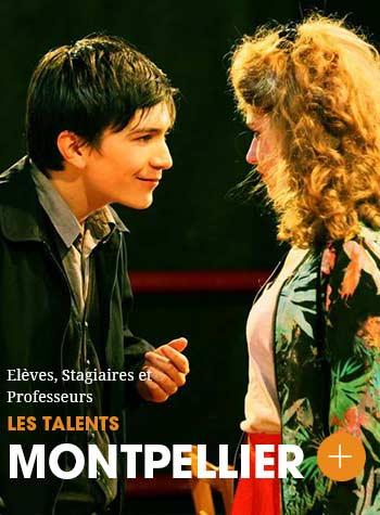 Découvrez les talents du Cours Florent à Montpellier