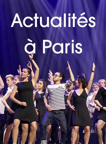 Découvrez toutes les actualités du Cours Florent à Paris