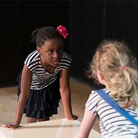 Stages pour enfants et ados en présentiel du Cours Florent Jeunesse