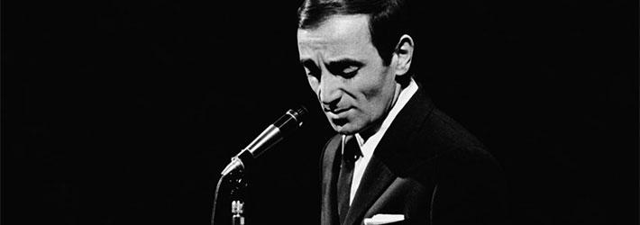 Venez écouter le Chœur du Cours Florent chanter Aznavour et le printemps à Paris du 12 au 18 avril 2019 !