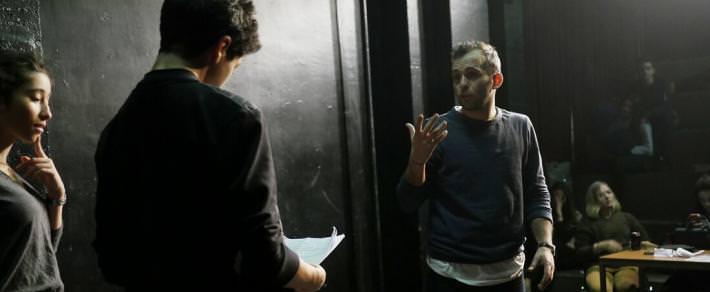Soirée d'informations des cours de théâtre pour ados à Bruxelles