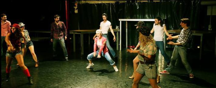 Spectacle le cabaret par les élèves du Cours Florent Comédie Musicale