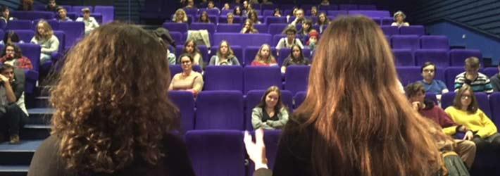 Cours Florent cinéma au festival Auch