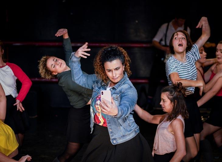 Journée portes ouvertes Cours Florent Comédie Musicale