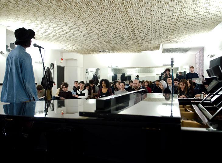 Le Cours Florent Musique vous ouvre ces portes le 18 Janvier
