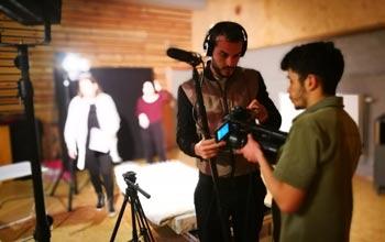 Atelier de cinéma pour les élèves de Deuxième année