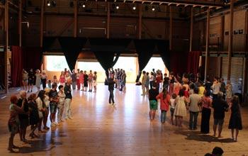 Stage de théâtre en Corse pour les élèves du Cours Florent