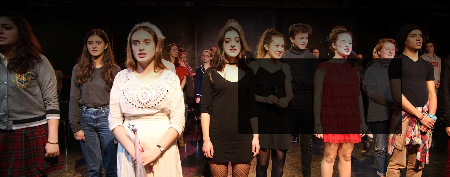 Le Cours Florent Jeunesse lance les cours de Comédie Musicale pour Ados