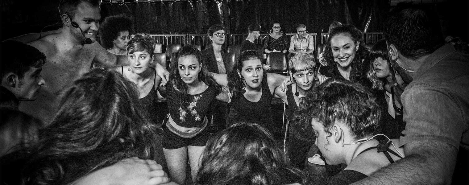 Le Cours Florent Comédie Musicale à Paris : jouer, danser, chanter