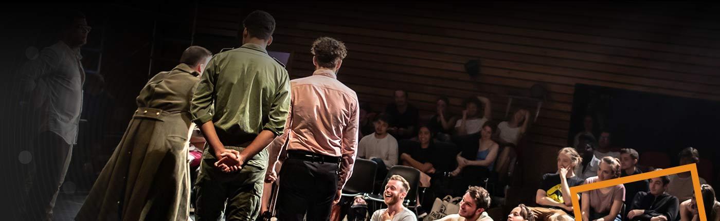 Les Automnales : festival des cours de théâtre à Paris, Bruxelles, Montpellier et Bordeaux