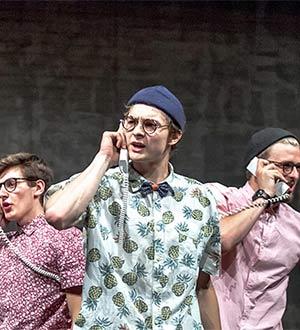Le Florent Impro Tour, le FIT, est le tournoi d'improvisation du Cours Florent