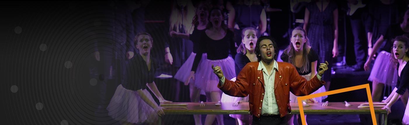 Concours International de la Classe Libre du Cours Florent Comédie Musicale 2020