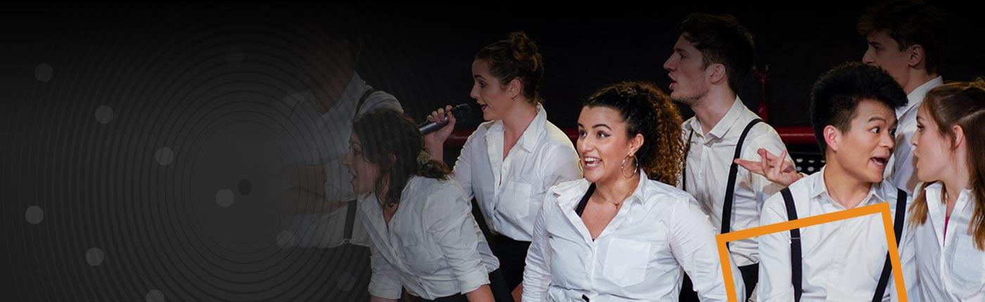 Elèves du Cours Florent Comédie Musicale