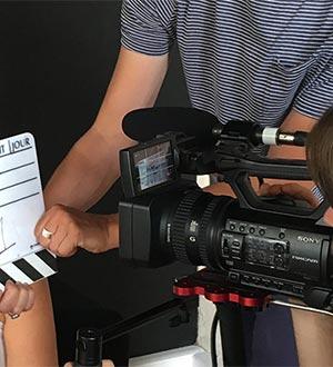 Les cours de cinéma pour ados du Cours Florent Jeunesse à Montpellier