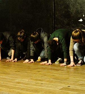 Les cours d'improvisation pour Ados du Cours Florent Jeunesse à Paris